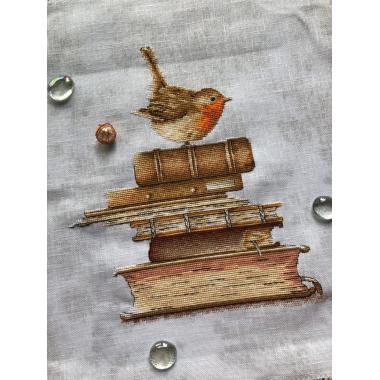 """Схема """"Маленькие птички"""""""